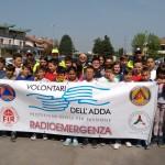 Scuola elementare di Pontirolo Nuovo. Giornata informativa sul rischio e la PC